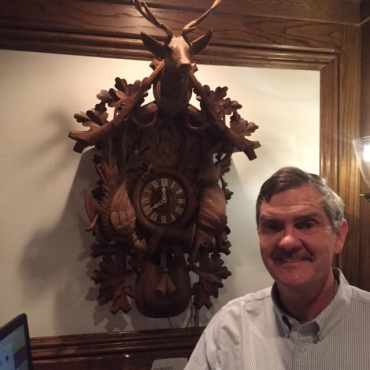 deer-head-clock